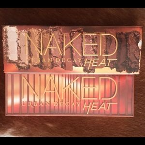 NIB URBAN DECAY NAKED HEAT EYESHADOW PALETTE